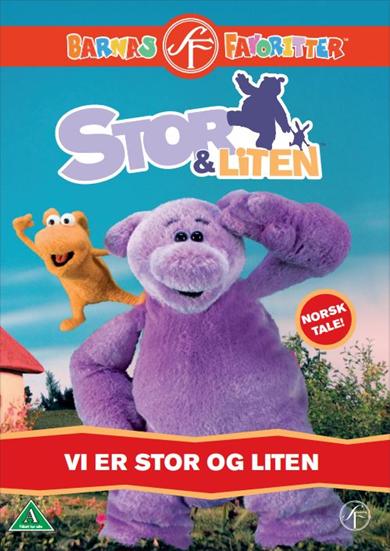 9544117c Stor & Liten - Vi er Stor og Liten